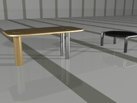 desk coffee table max